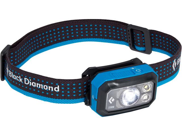 Black Diamond Storm 400 Hoofdlamp, azul